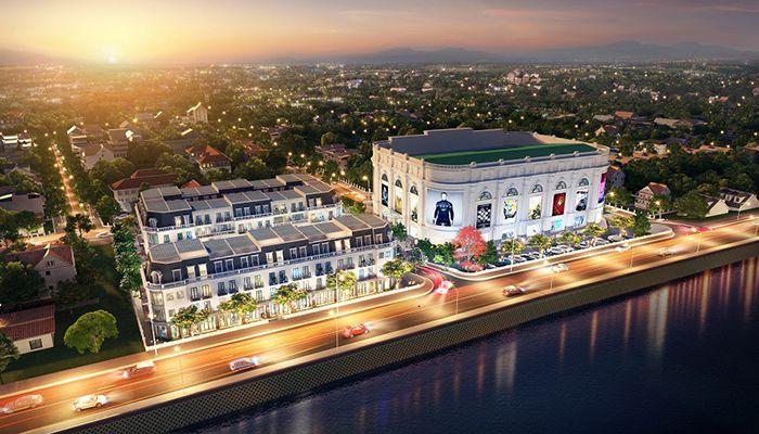 Phan Thiết sẽ có trung tâm thương mại Vincom?