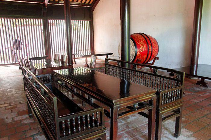 Trường Dục Thanh và Bảo tàng Hồ Chí Min chi nhánh Bình Thuận