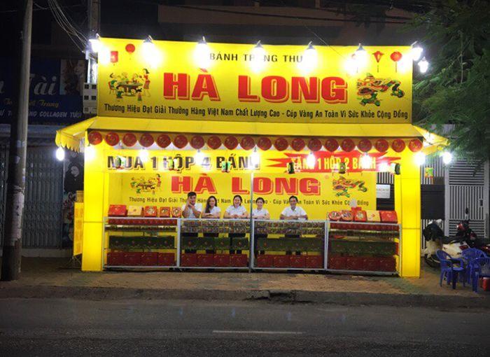 Bánh trung thu Hà Long
