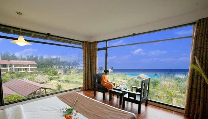 Khu nghỉ dưỡng Fiore Healthy ven biển tuyệt vời ở Bình Thuận
