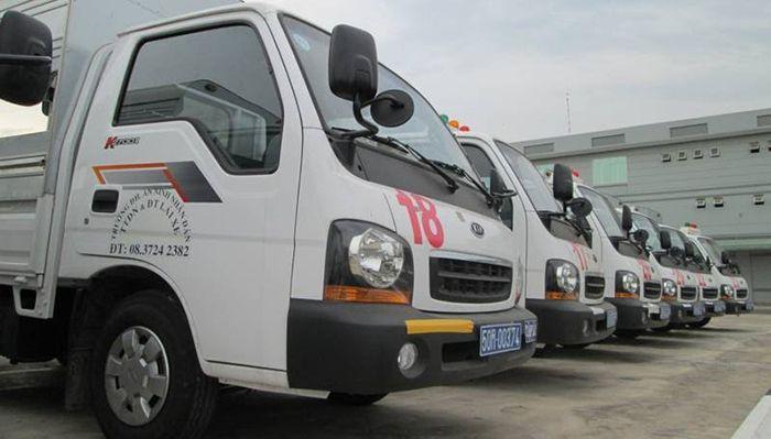 Granite Rạng Đông tuyển 10 tài xế xe tải