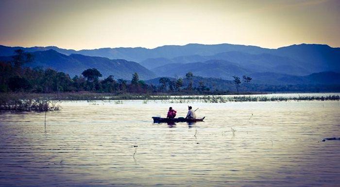 Hồ cà Giây