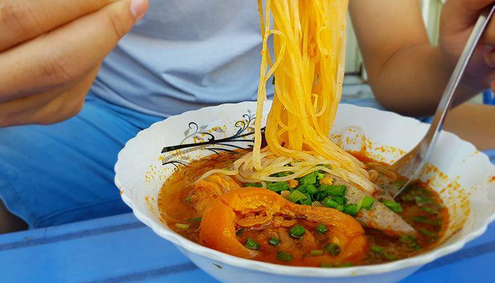 Mì Quảng Phan Rí