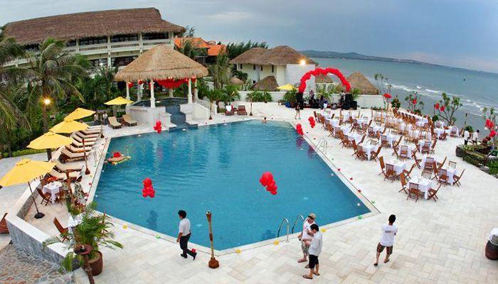 Allezboo Beach Resort & Spa, Thiên đường nghỉ dưỡng miền nhiệt đới