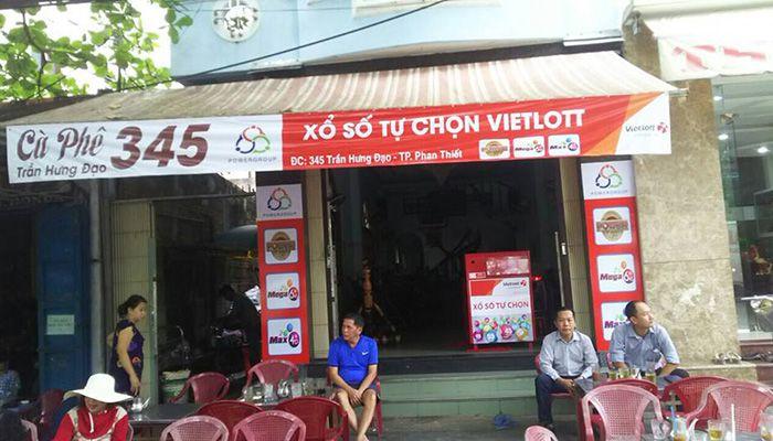 xổ số vietlott ở Bình Thuận