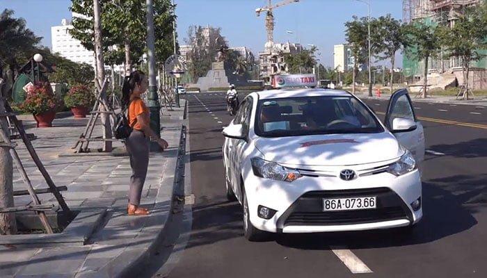 App Sun Taxi khuyến mãi