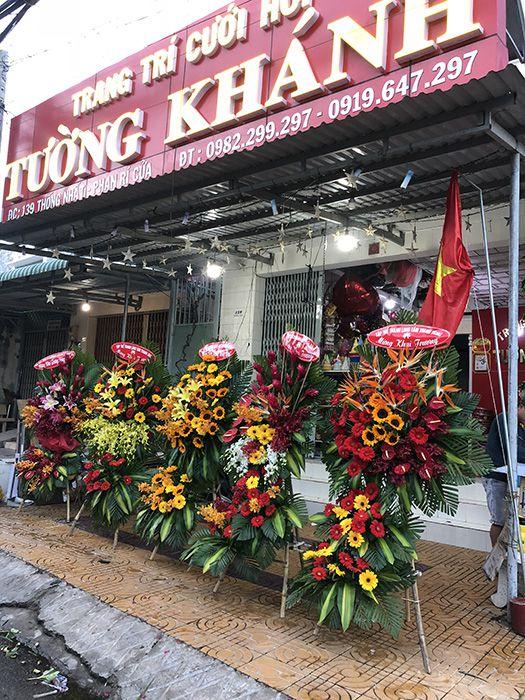 Điện hoa Tường Khánh
