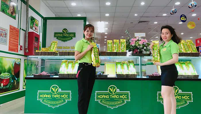 Hoàng Thảo Mộc tuyển nhân viên bán hàng tại siêu thị Co.opmart Phan Rí