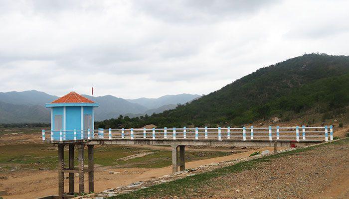 Lịch cúp điện - Hồ Đá Bạc