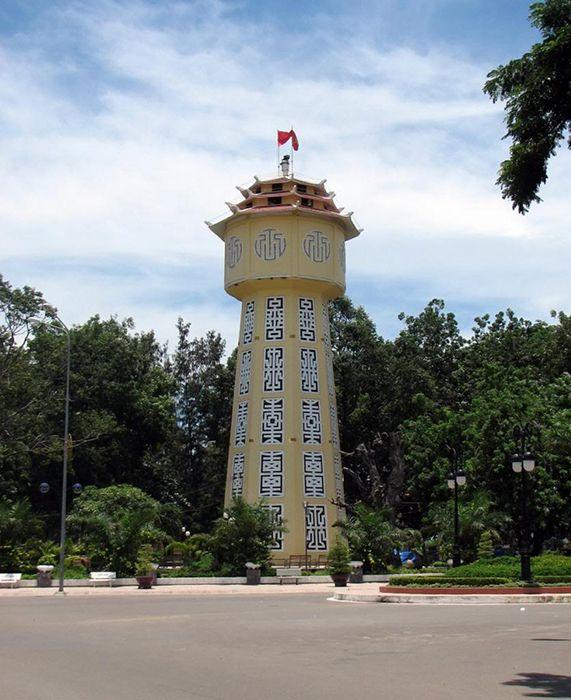 Tháp nước Phan Thiết