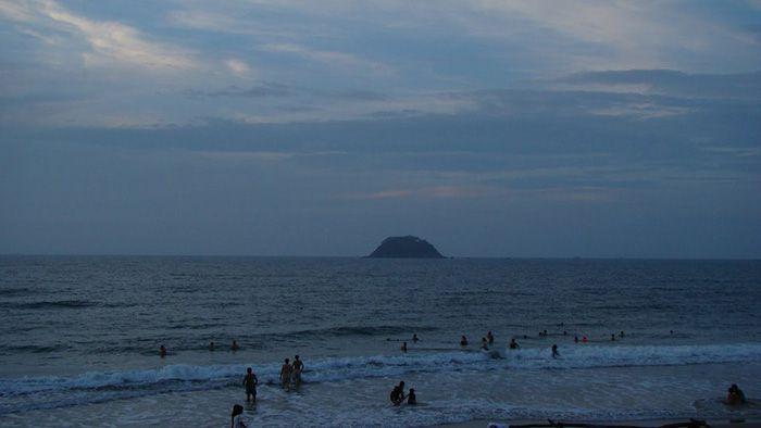 Biển Đồi Dương ở La Gi