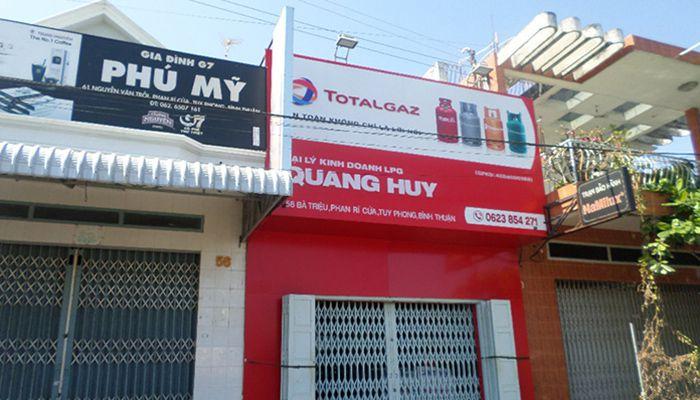 Gas Quang Huy tuyển dụng