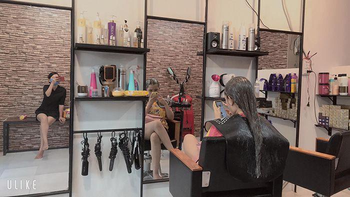 Luxury Salon tại Liên Hương