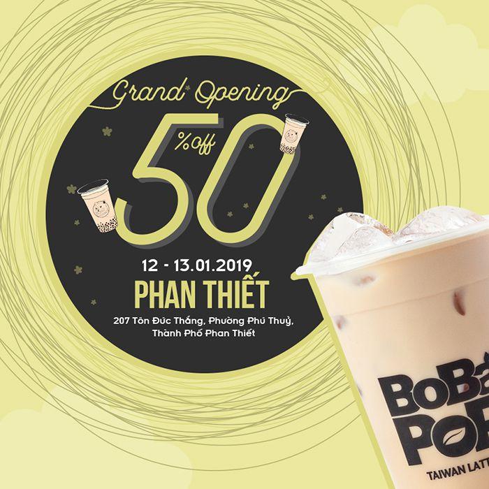 BoBaPoP Phan Thiết