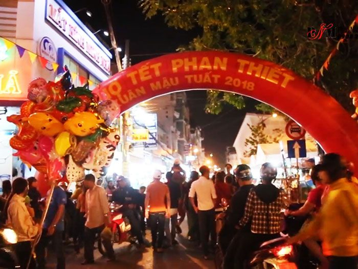 Chợ Tết Phan Thiết 2019
