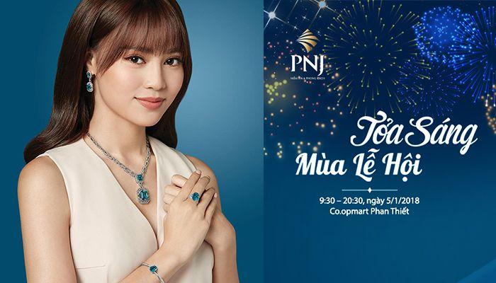 Sự kiện PNJ tại Co.opmart Phan Thiết