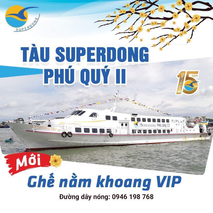Superdong Phú Quý hoạt động trong Tết Nguyên Đán