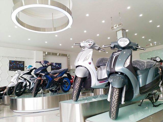 Yamaha Tấn Vinh