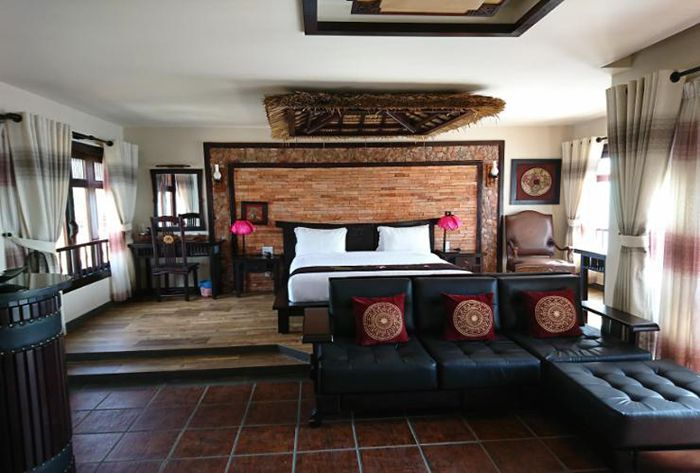 Lotus Village Resort Mũi Né