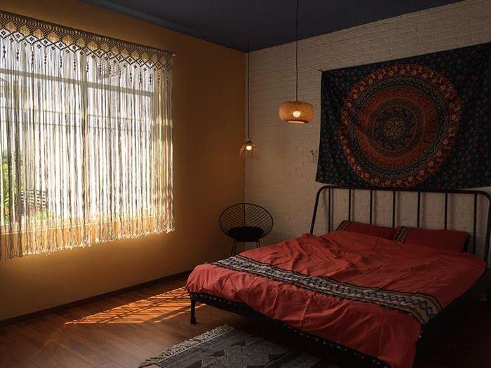 không gian của @home