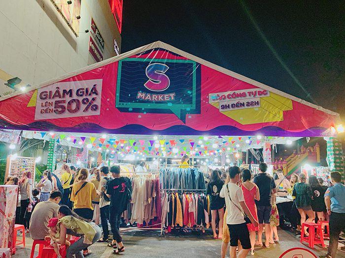 Hộ chợ Smarket Phan Thiết 03/2019
