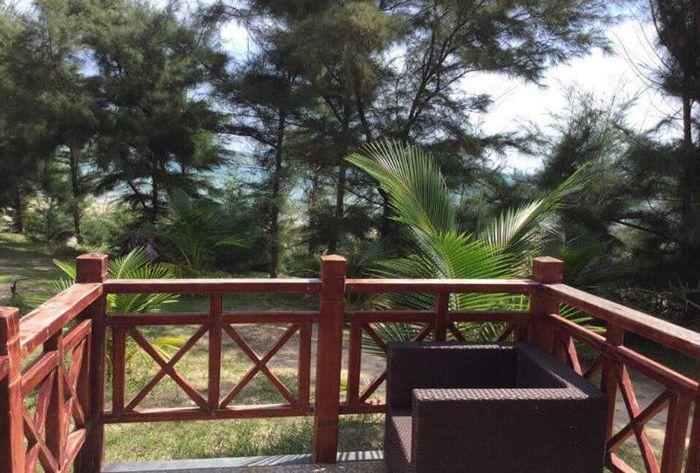 Khung cảnh thiên nhiên ở resort