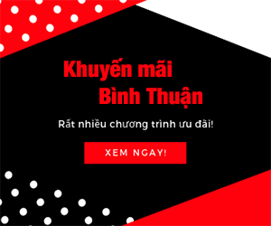 Khuyến mãi Bình Thuận