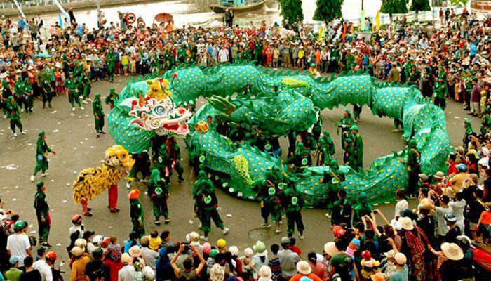 Lễ hội ở Bình Thuận