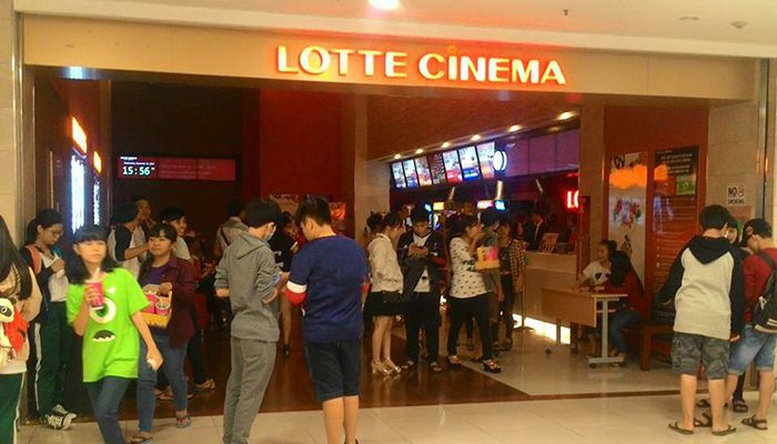 Lotte Cinema Phan Thiết