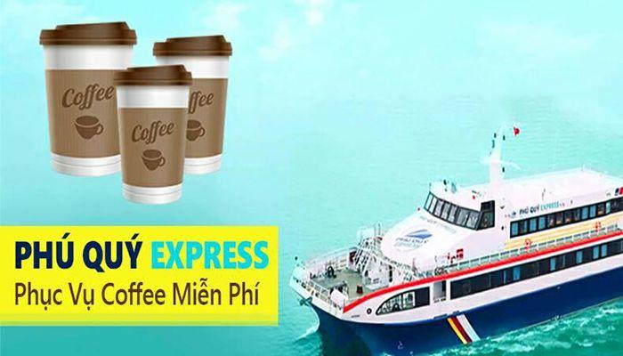 Phú Quý Express khuyến mãi hoạt động trở lại