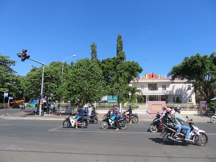 UBND thị trấn Phan Rí Cửa