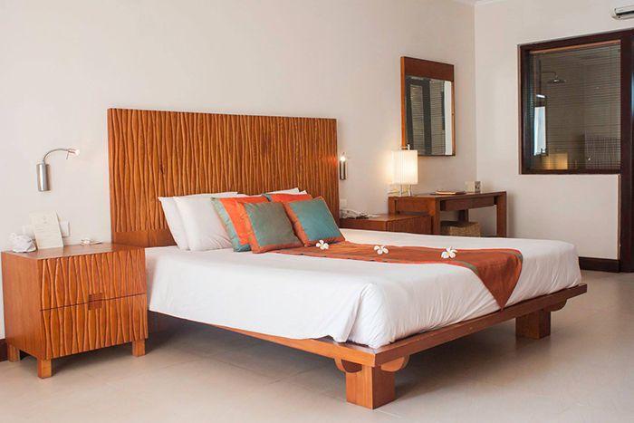Phòng ốc của Blue Ocean Resort