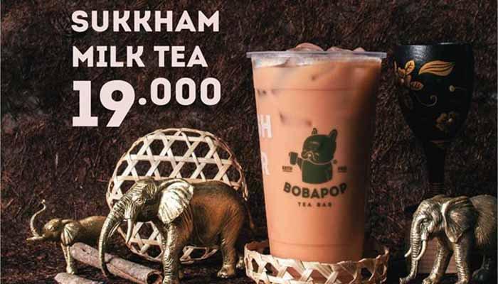 Trà sữa Thái Big Sale
