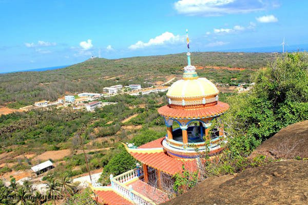 Kiến trúc độc đáo của chùa Linh Sơn