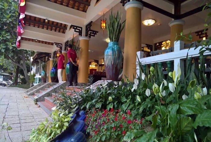 Sảnh chờ của Dynasty Beach Mui Ne Resort