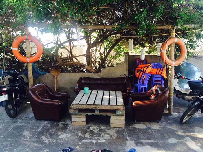 Homestay ở đảo Phú Quý
