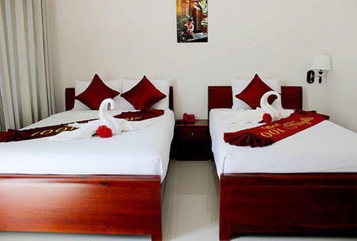 Phòng nghỉ của khách sạn Bình Thuận