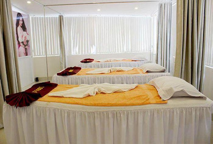 Phòng massage & spa