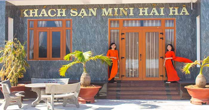 Khách sạn Hải Hà ở Phú Quý