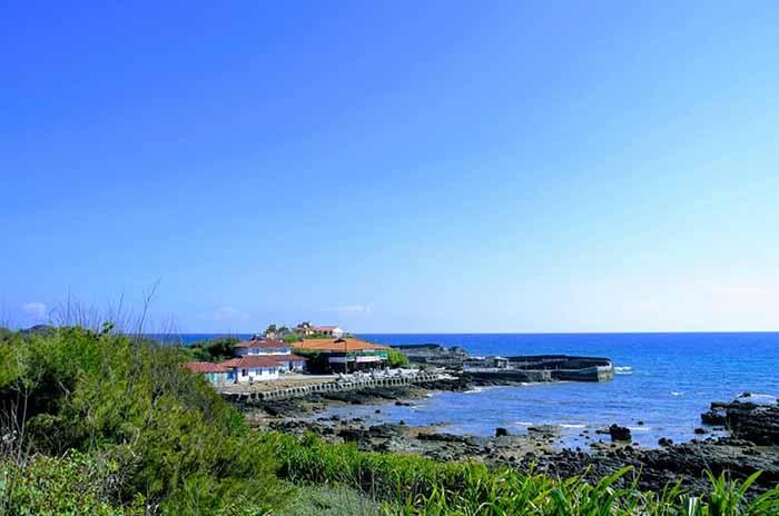 Nhà nghỉ Long Vĩ ở đảo Phú Quý