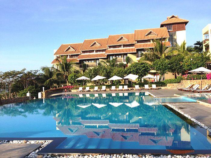 Cảnh đẹp tại Romana Resort & Spa