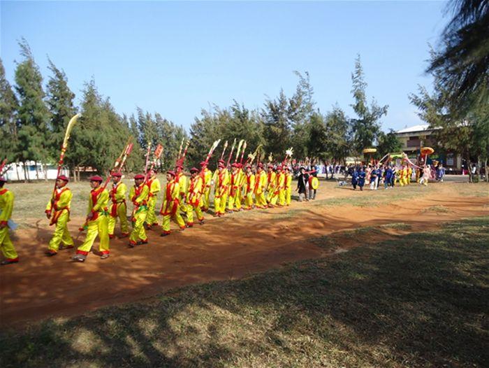 Lễ hội ở Phú Quý