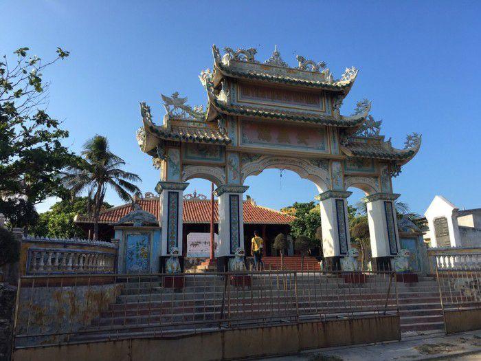Vạn An Thạnh ở Đảo Phú Quý