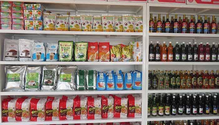 Cửa hàng Minh Hương
