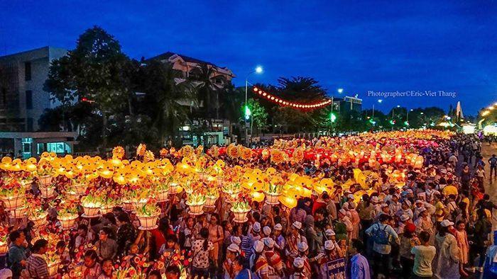 Đêm hội Trung Thu ở Phan Thiết