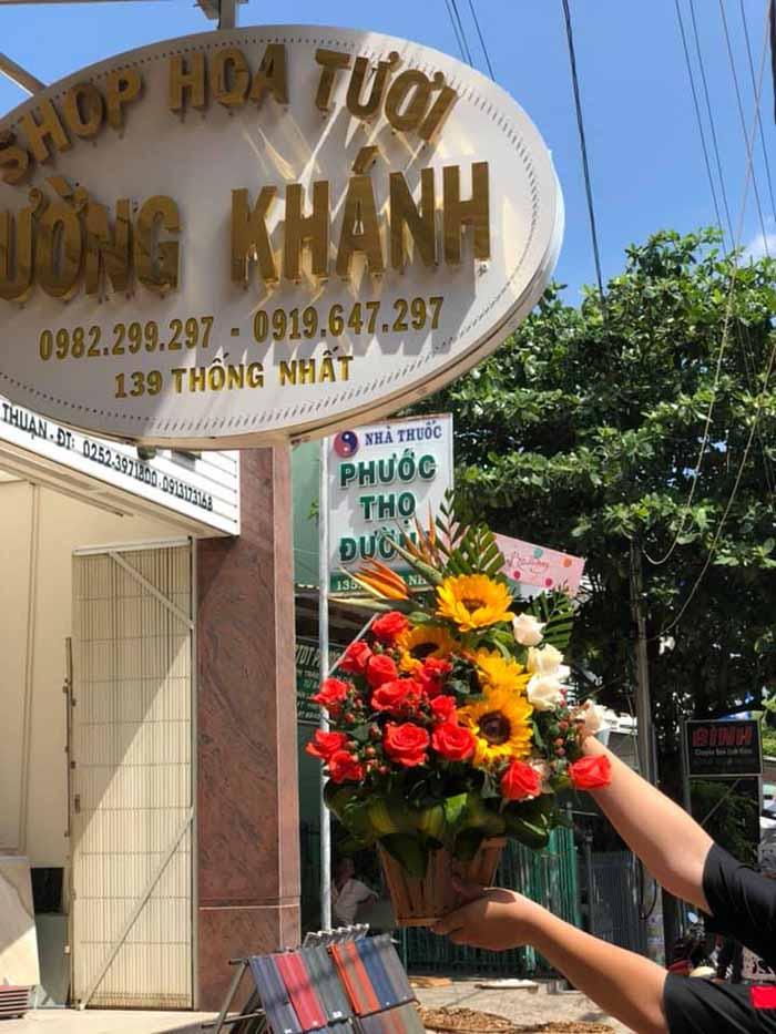 Shop hoa tươi Tường Khánh
