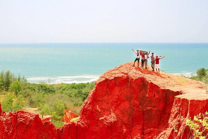 Khu dã ngoại Bồng Lai Mũi Né ở Phan Thiết