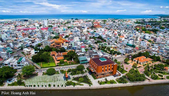 Trường Dục Thanh và Bảo tàng Hồ Chí Minh chi nhánh Bình Thuận