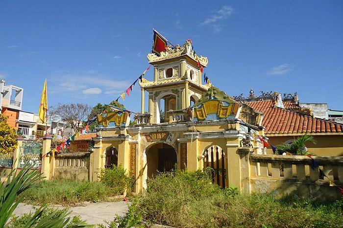 Đình làng Đức Thắng