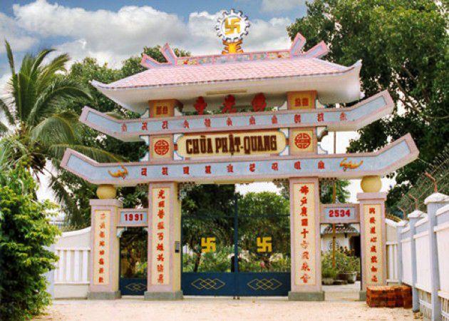 Chùa Phật Quang ở Phan Thiết